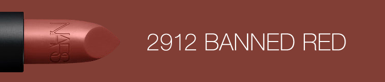 2912 BANNED RED